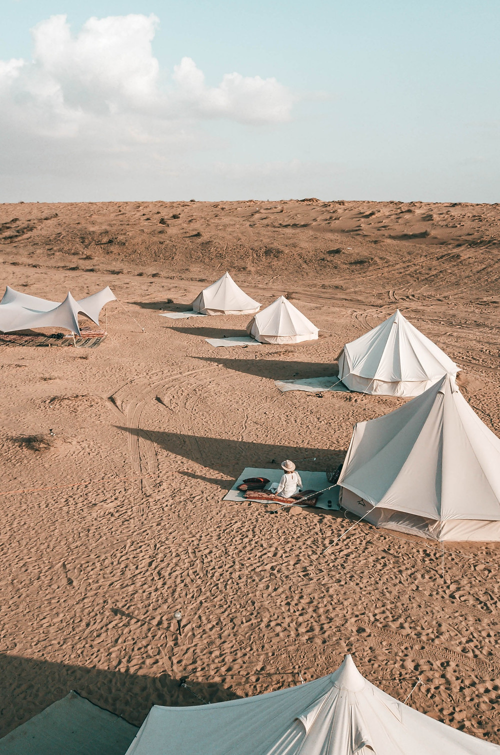 Desert Adventure Glamping: top unique places to stay in Israel