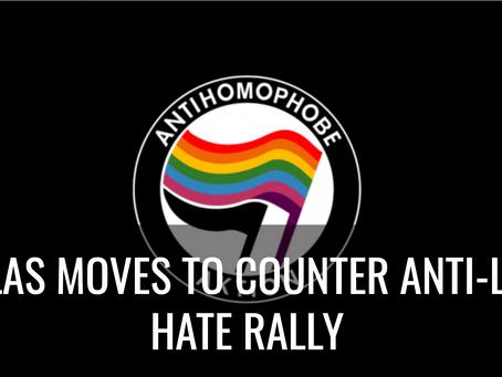 Dallas' 'Straight Pride' On Nov. 16 Postponed Due To 'Money'