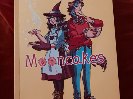 "Witches, Werewolves and Demons -- Oh My! ""Mooncakes"" by Suzanne Walker and Wendy Xu Review"