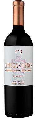 Benegas Lynch La Encerrada Estate Single Vineyard Gualtallary Malbec