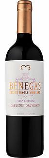 Benegas Estate Single Vineyard Finca Libertad Cabernet Sauvignon