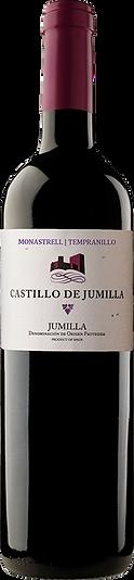 Castillo Jumilla Monastrell-Tempranillo.