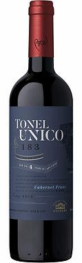 Weinert Tonel Unico Nº 183 Cabernet Franc 4 Anos