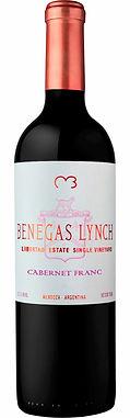 Benegas Lynch Libertad Estate Single Vineyard Cabernet Franc