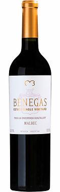 Benegas Estate Single Vineyard Finca La Encerrada Gualtallary Malbec