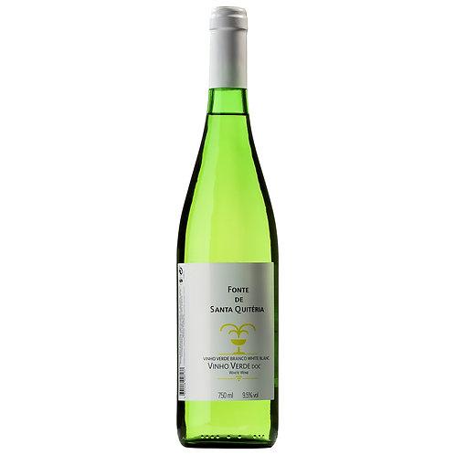 Vinho Verde Fonte de Santa Quitéria 2017