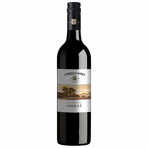 Tyrrell's Old Winery Shiraz 2016