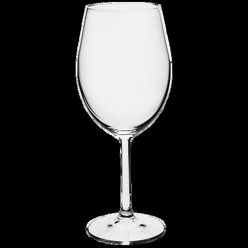 Caixa 06 un. Taça de Vinho em Cristal Bohemia 580ml
