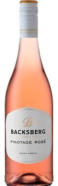 Backsberg Pinotage Rosé