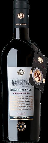 Ronco di Sassi Vino Rosso D'Italia.png