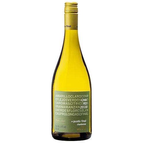 Punto Final Family Signature Reserva Chardonnay 2019