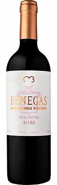Benegas Estate Single Vineyard Finca Libertad Blend