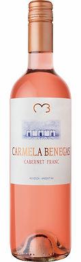 Carmela Benegas Cabernet Franc Rosé