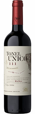 Weinert Tonel Unico Nº 111 Malbec 23 Anos
