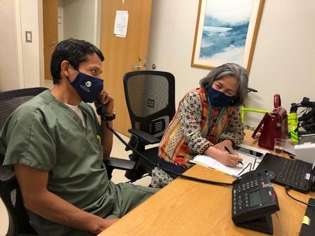 Volunteer Spotlight: Dr. Maria Carmen V. Gonzales-Vigilar