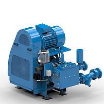 ABEL HPT High Pressure Plunger Pumps