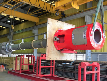 Terminal Vertical Turbine Fire Pump Repair