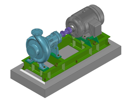Solid Base Essential for Rotating Equipment Reliability