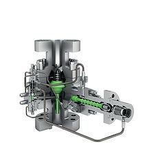 Schroeder valves SHP Series Free Wheeling Check Valve