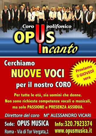 Coro OPUS InCanto