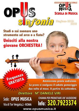 Opus Sinfonia