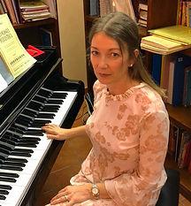 Laura Calì pianoforte