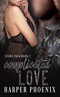 Complicated Love by Harper Phoenix