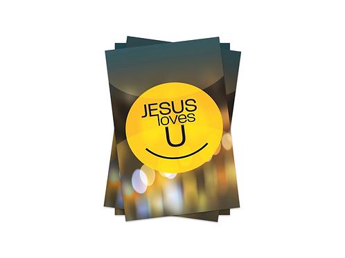 Smile, Jesus Loves You