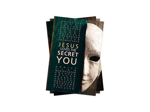 Jesus Loves the Secret You