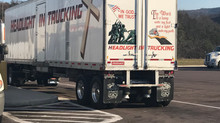 Headlight in Trucking