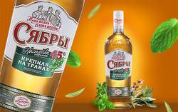 Рекламная фотосъёмка водки, алкоголь