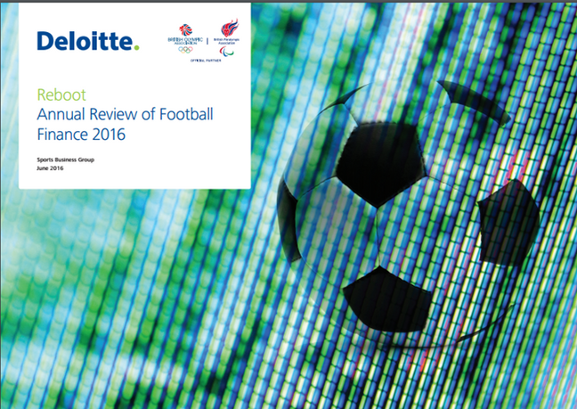 Annual Review of Football Finance 2016