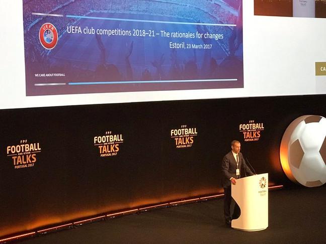 UEFA quer imposto para os clubes mais rico$