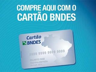 AQUI VOCÊ PODE COMPRAR COM O CARTÃO BNDS!