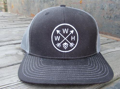 Black Arrows Hat