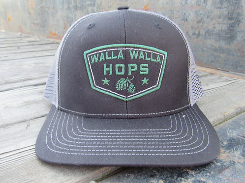 Green Hops Hat