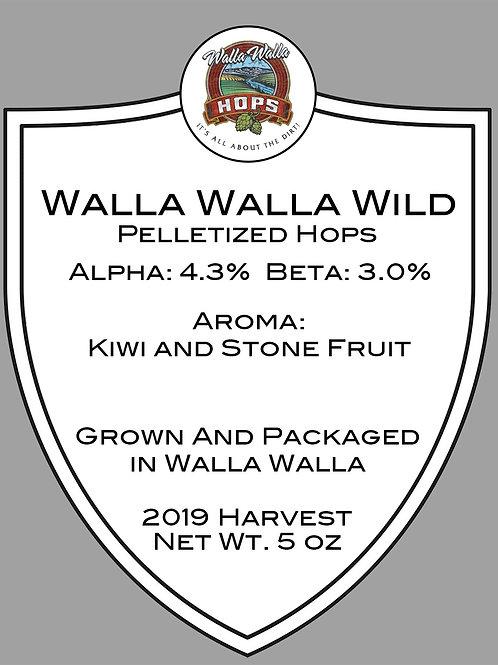 Walla Walla Wild 5oz Pellets