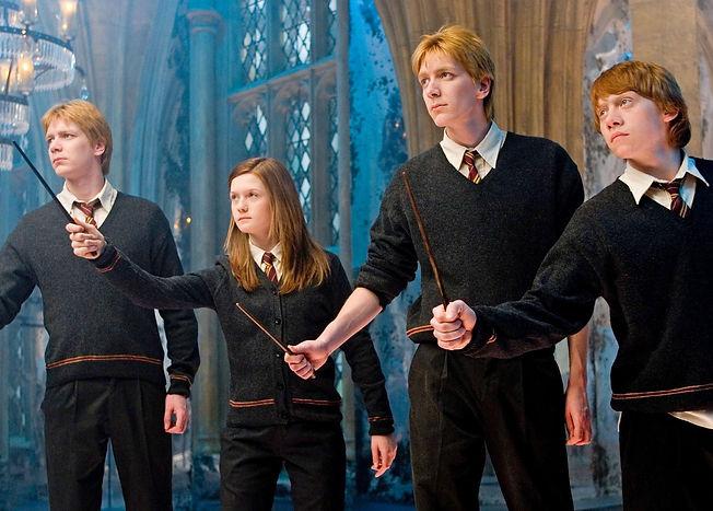 Weasley Siblings Harry Potter