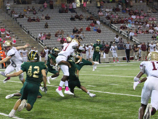 Cy Woods Game Photos