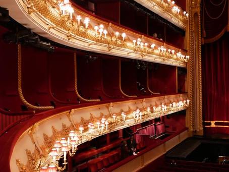 【フィレンツェ短期革留学→ミラノ→ロンドンday20】ロイヤルオペラハウスへ