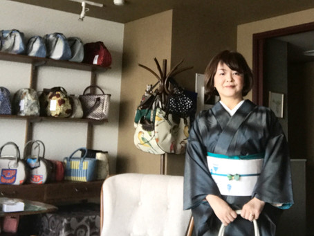 【7days kimono challenge day 5】