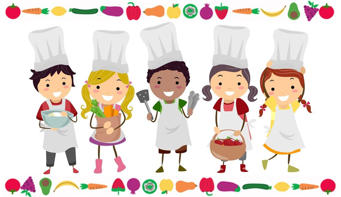 Kid's May Cooking Classes