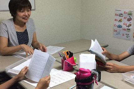 英語幼児クラス