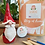 Thumbnail: Make a festive gnome clay kit