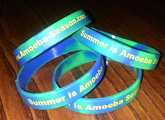 Silicone Wristbands - Mixed - FREE
