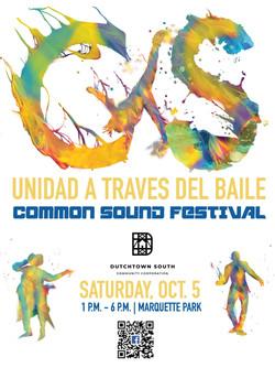 Common Sound Festival Art