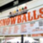 Snow Balls for Spectral City French Quarter Dessert Tour