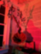 Ax Man Jazz art installation at New Orleans Immortal Surreal History Party