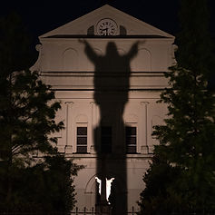 Haunted Cathedral New Oreans French Quarter