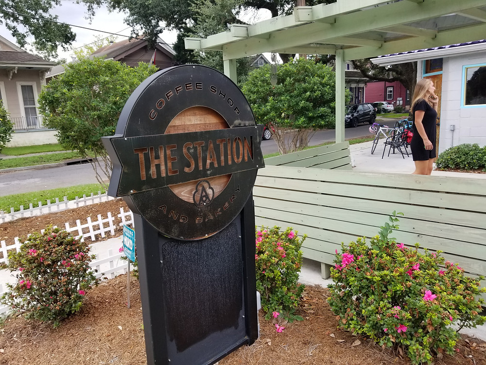 The Station Coffee Shop